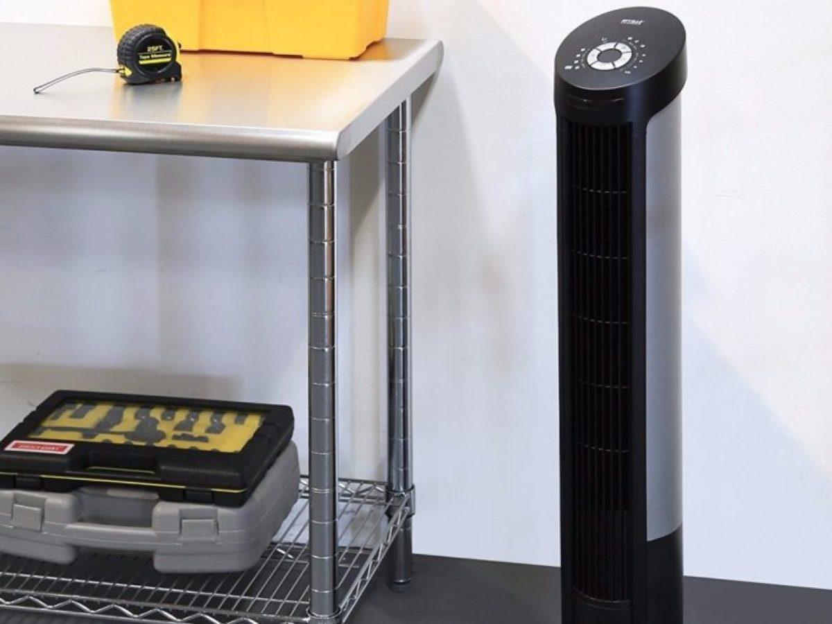 Miglior ventilatore economico Seville Classics Ultra Slimline Tower Fan