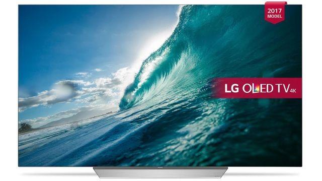 Migliore TV OLED economica LG OLED55C7V (£ 1.599)