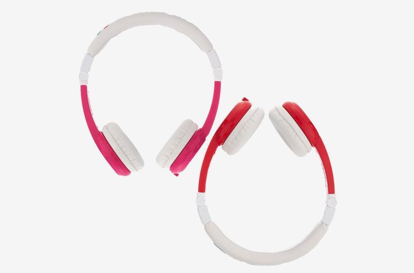Onanoff Buddyphones Explore Cuffie per bambini con limitazione del volume pieghevoli (due confezioni)