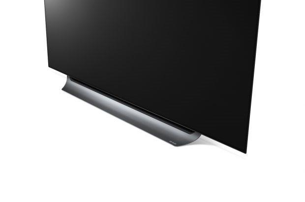 LG C8 OLED - Design e funzionalità