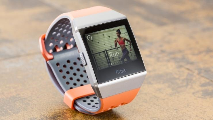 Secondo classificato Fitbit Ionic