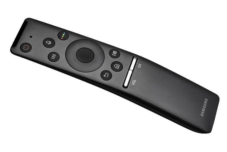 Il MU8000 ha tutti i servizi di streaming previsti