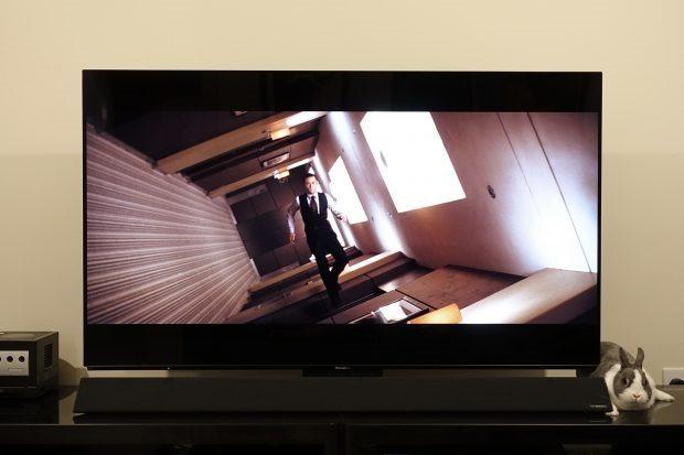 Panasonic FZ950FZ952 la migliore TV Sicuramente la migliore immagine OLED