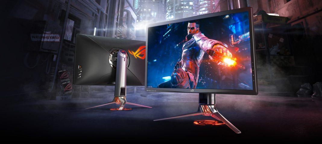 Miglior monitor da gioco 4K HDR Asus ROG Swift PG27UQ