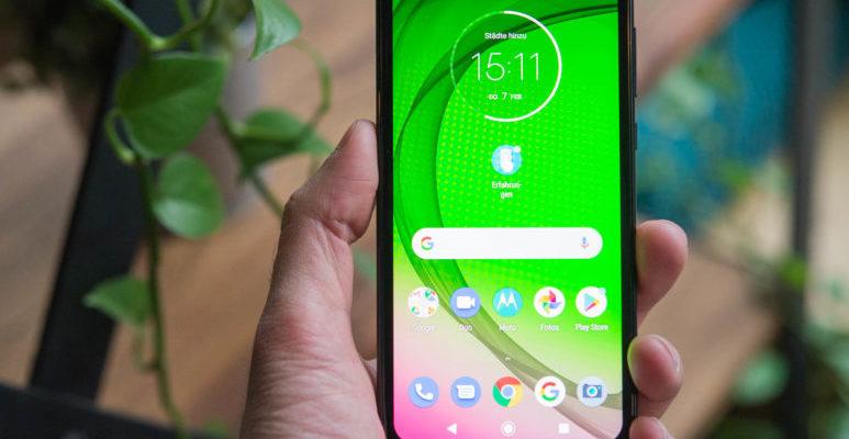 Motorola Moto G7 Play: miglior smartphone economico gaming