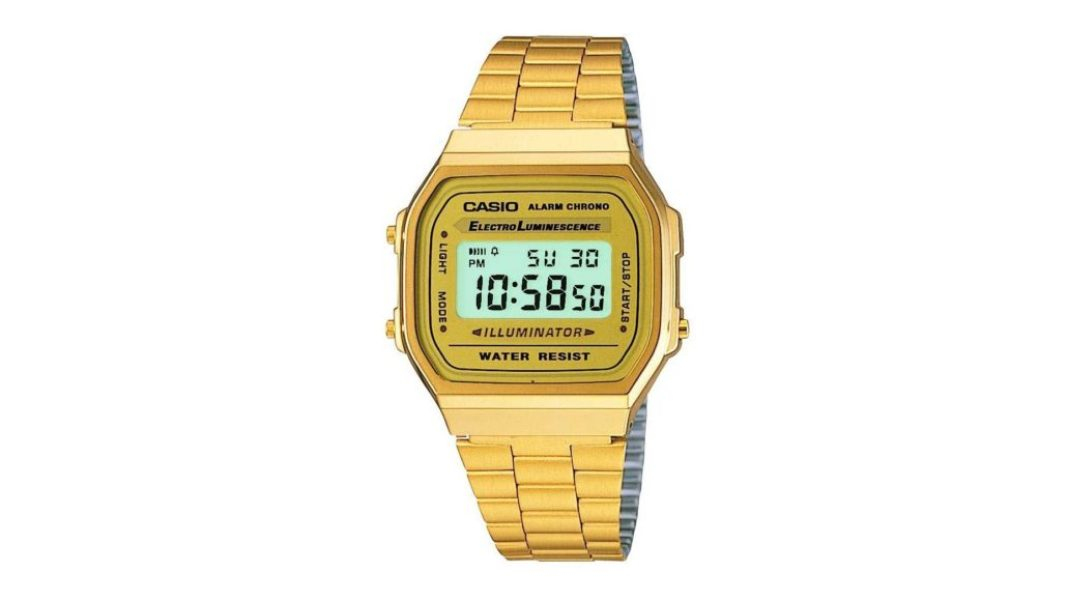 CASIO CLASSIC LEISURE ALARM CHRONOGRAPH