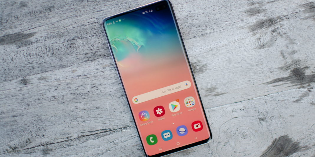 Samsung Galaxy S10: valida alternativa