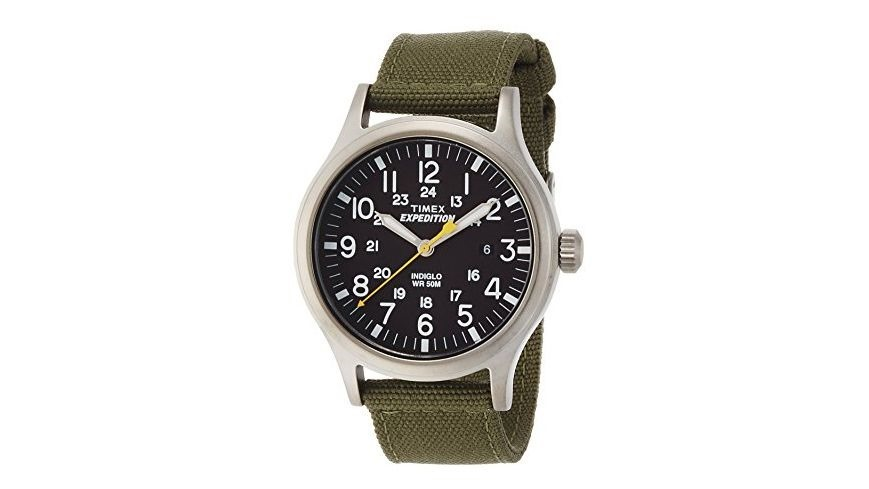 TIMEX EXPEDITION SCOUT orologio dall'eredità Timex