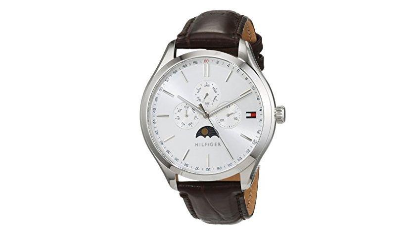 TOMMY HILFIGER orologio senza tempo con una complicazione della fase lunare