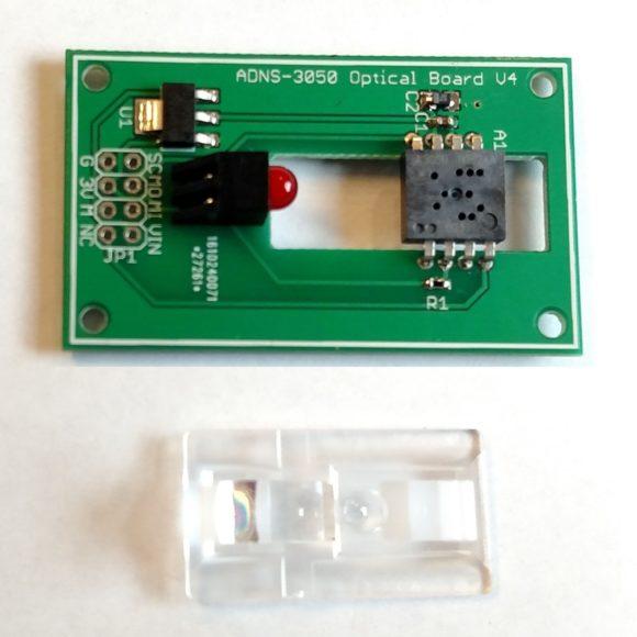 Il cuore del mouse il sensore