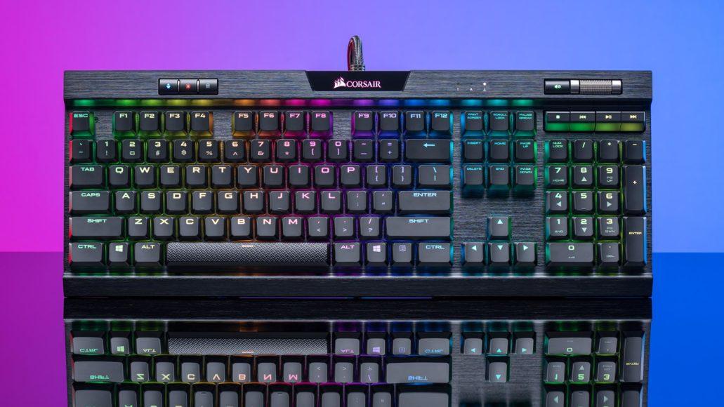 Corsair K70 RGB MK.2: la mia favorita
