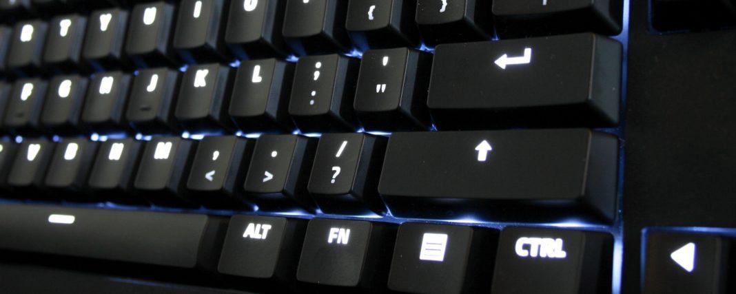 Das Keyboard Prime 13 – Tasti