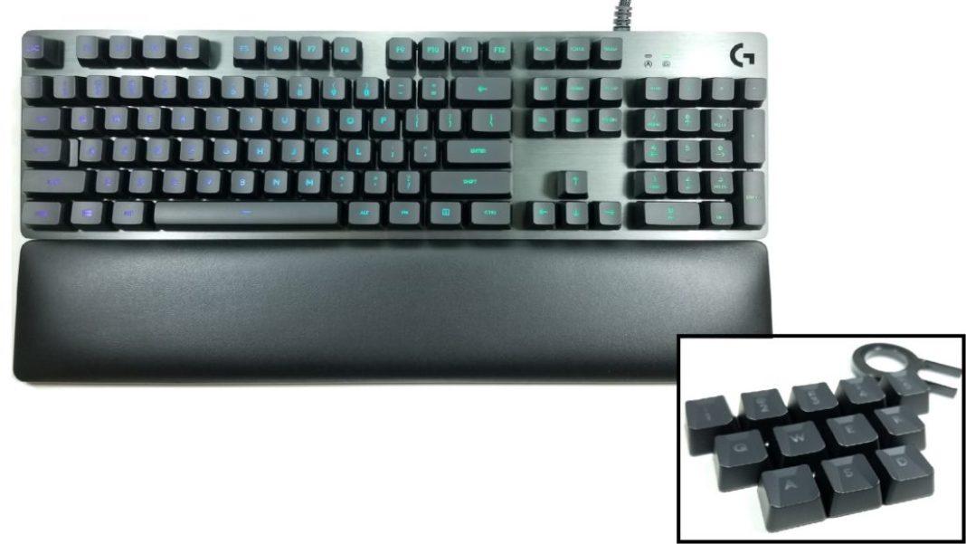 Logitech G513 Carbon - Cosa non mi piace