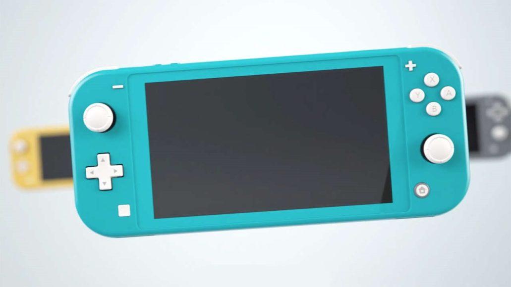 Nintendo Switch Lite - Tutti per uno e uno per tutti