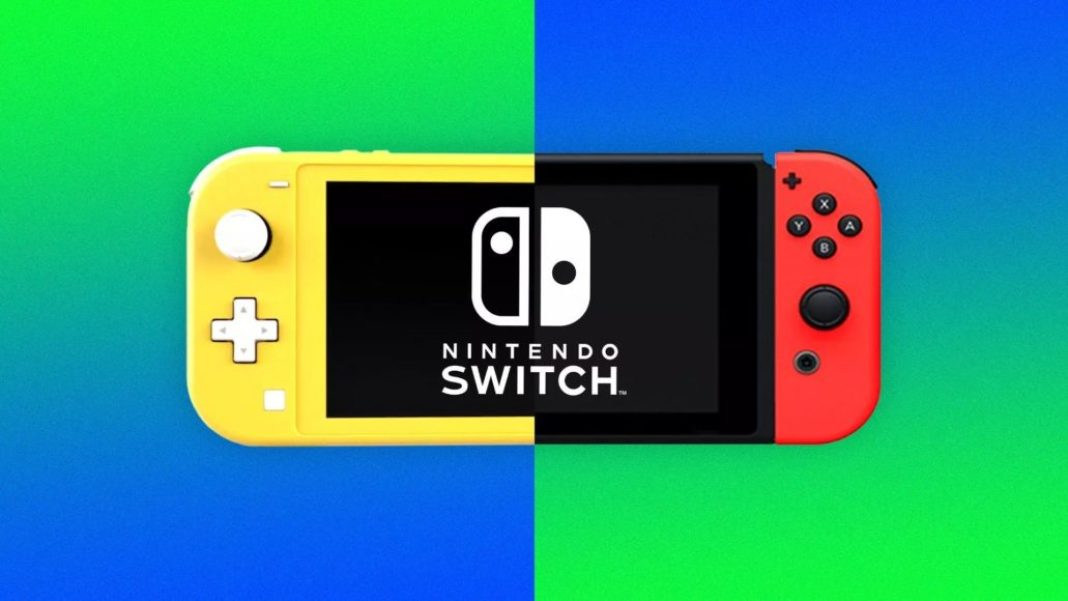 Nintendo Switch Lite Vs. Nintendo Switch