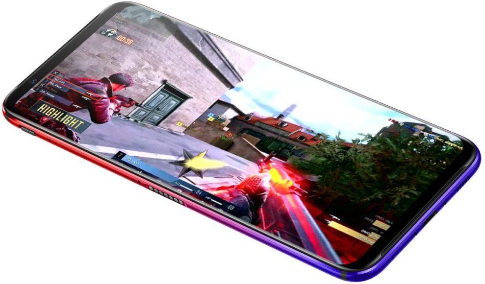 ZTE nubia Red Magic 3 – Display