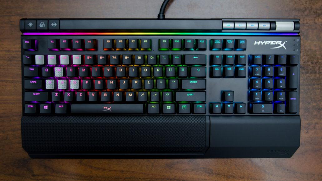 HyperX Alloy Elite RGB: la tuttofare