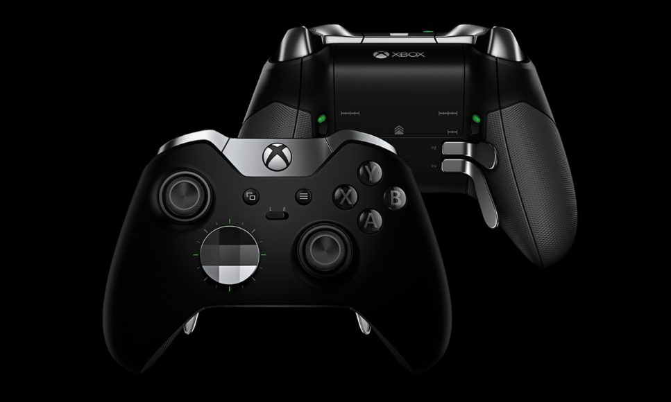 Microsoft Xbox One Elite – Design