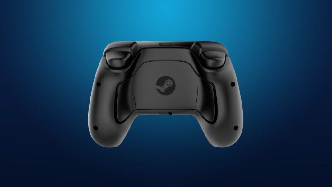 Valve Steam Controller - Layout dei pulsanti