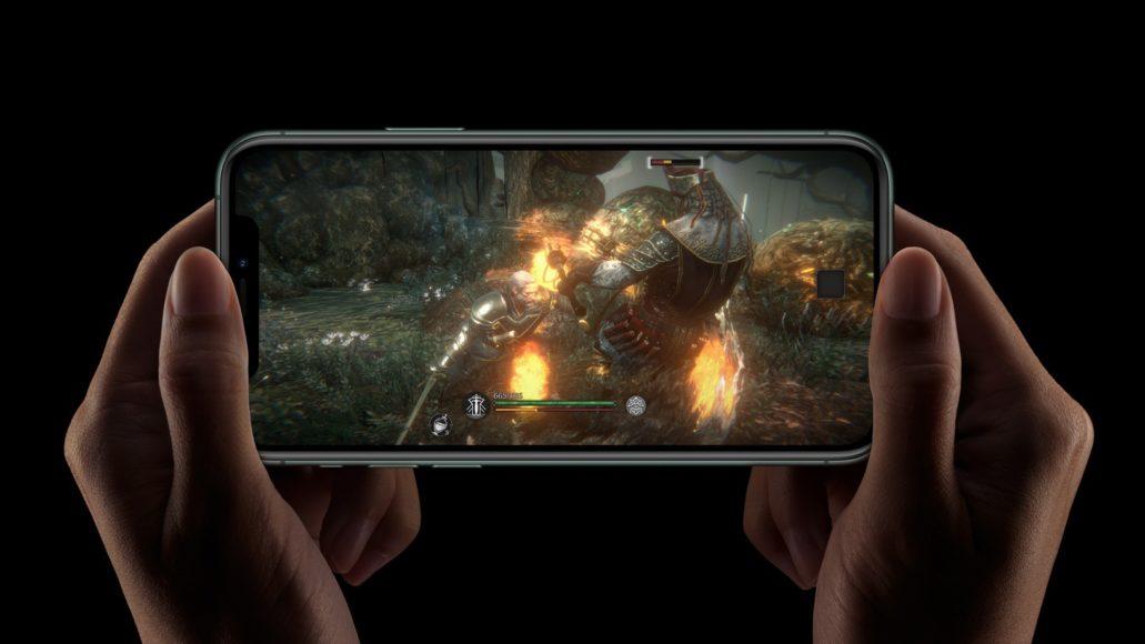 Apple iPhone 11 Pro – A13 Bionic
