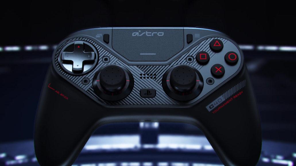 Astro Gaming C40 TR: alternativa modulare