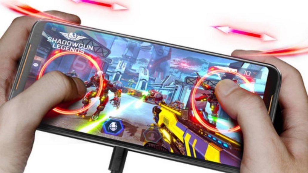 Asus ROG Phone 2 - Prestazioni di gioco