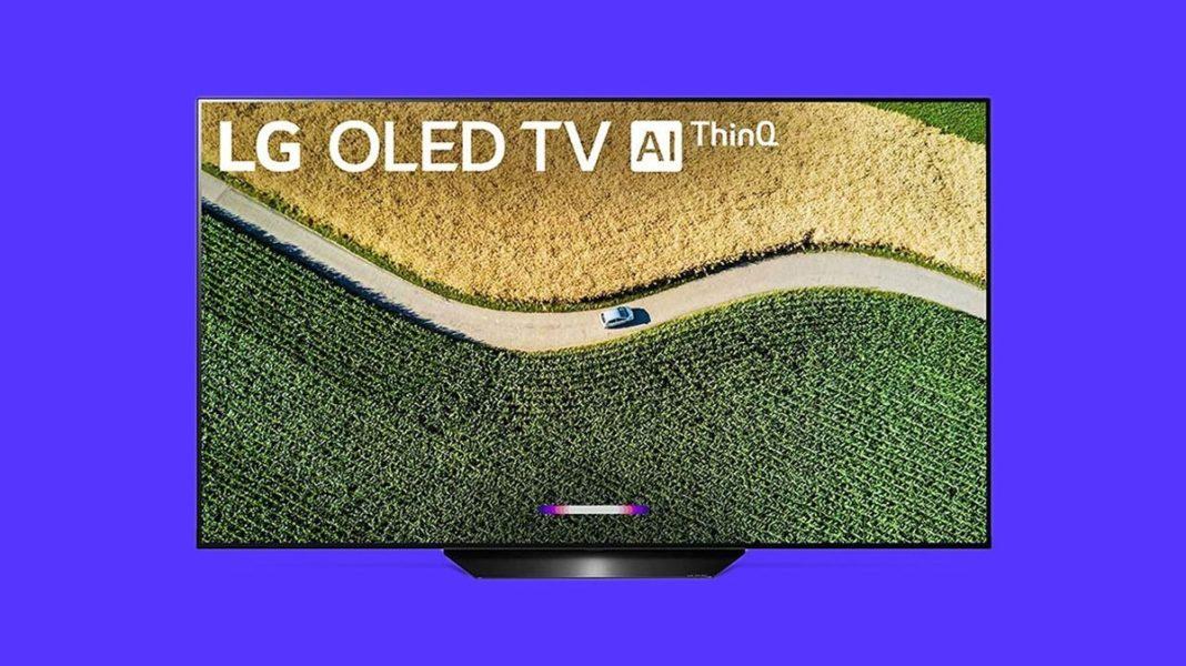 LG OLED B9 – Immagine