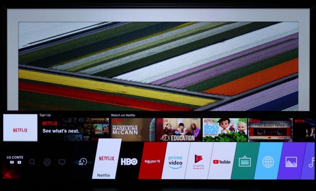 LG OLED B9 – Smart TV