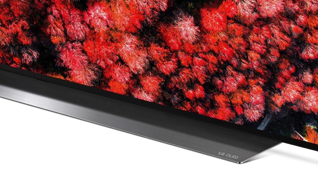 LG OLED C9 – Design