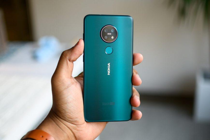 Nokia 7.2 – Fotocamera di qualità ma molto incoerente