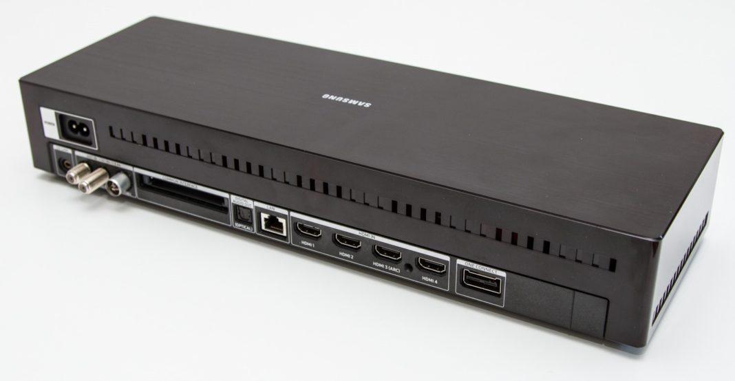 Samsung QLED Q90 – Ingressi