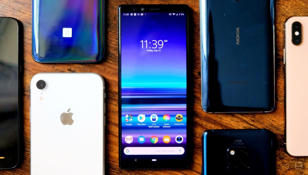 Sony Xperia 1: miglior display ultra-largo