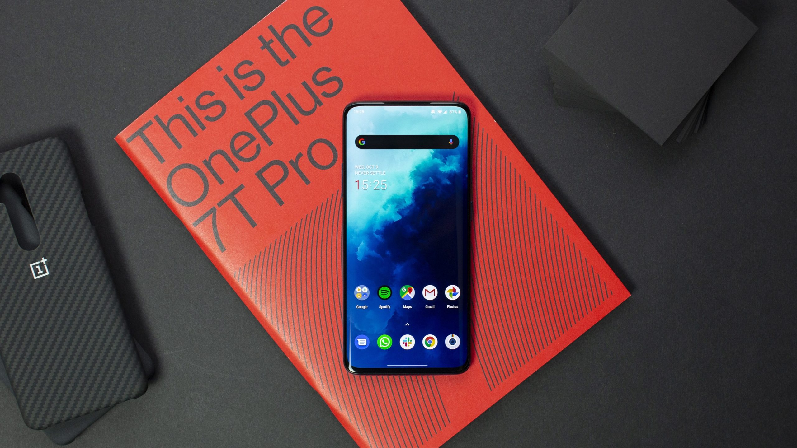 OnePlus 7T Pro – Design e display