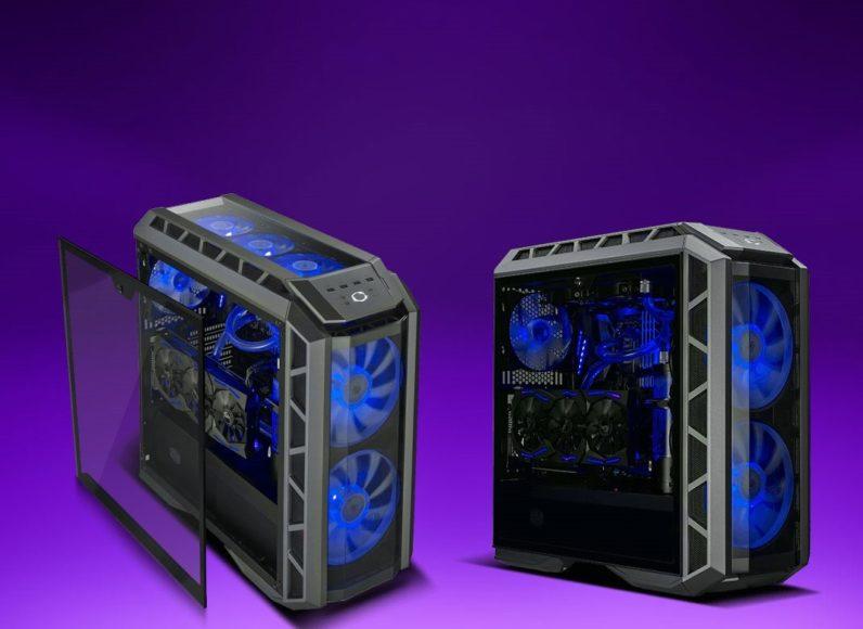 Cooler Master MasterCase H500P: il miglior case PC RGB