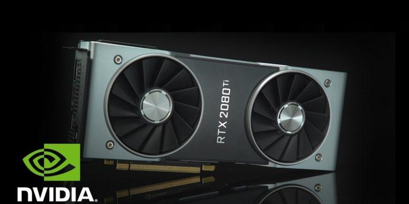 Nvidia GeForce RTX 2080 Ti: la migliore in assoluto