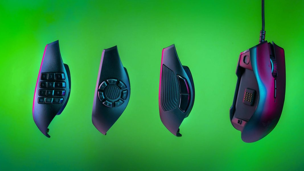 Razer Naga Trinity: miglior gaming mouse per MOBA e MMO