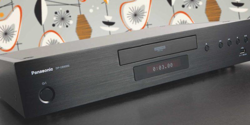 Panasonic DP-UB9000: miglior lettore Blu-ray per gli audiofili