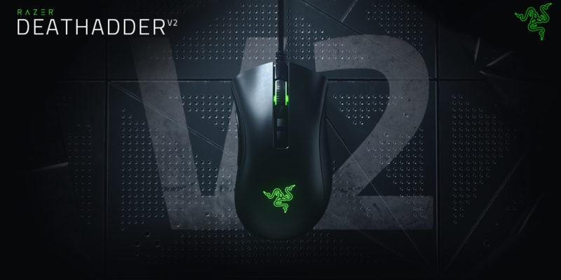 Razer DeathAdder V2 - Design