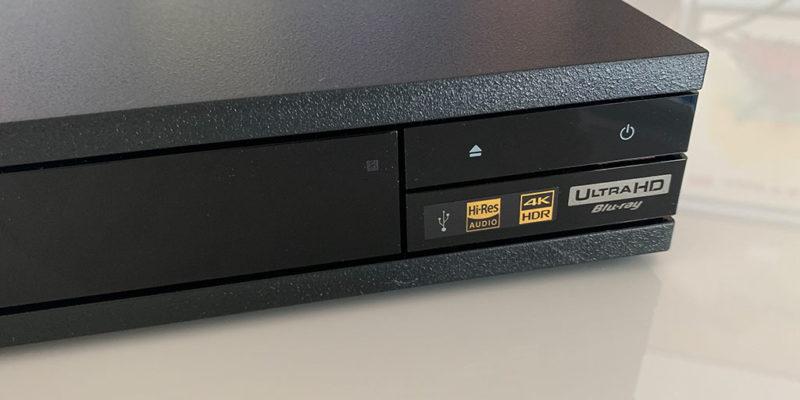 Sony UBP-X800M2 - Prestazioni