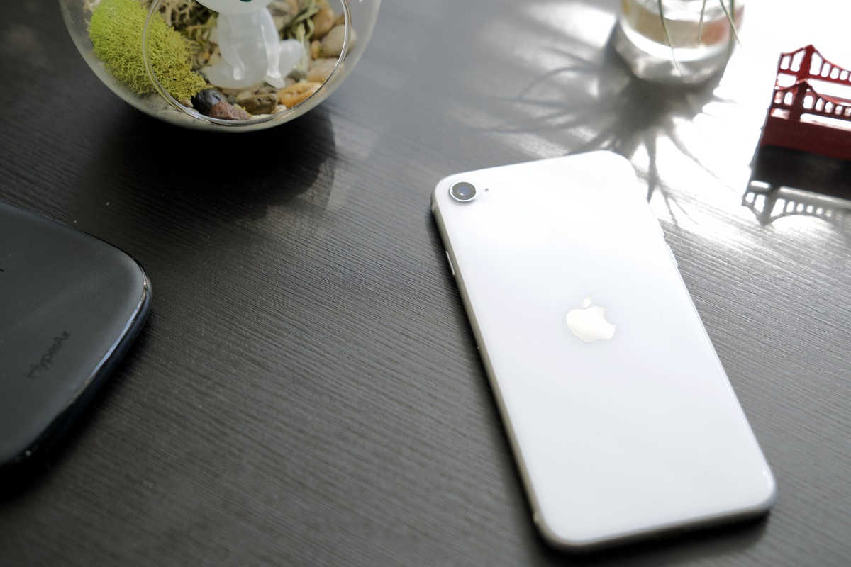 Apple iPhone SE (2020) - Fotocamera