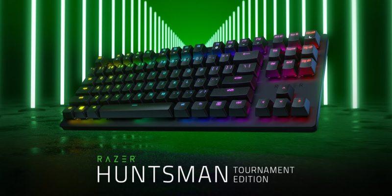 Razer Huntsman Tournament Edition: valida alternativa