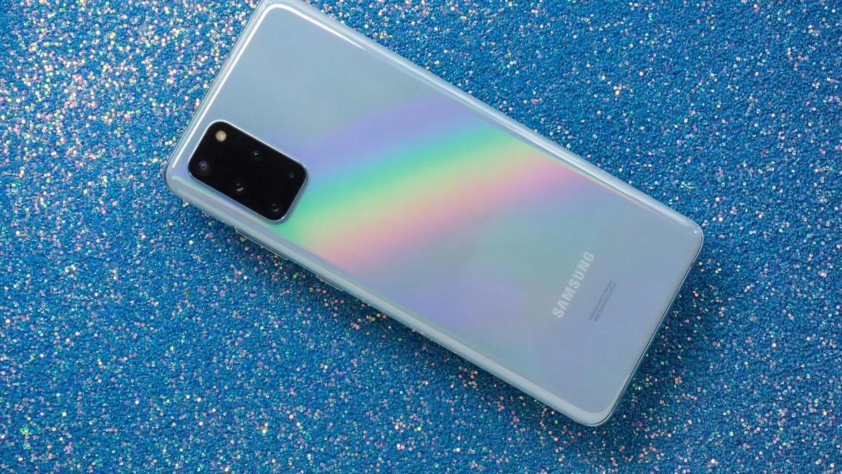Samsung Galaxy S20 - Fotocamera