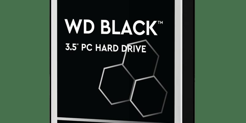 Western Digital Black: alternativa più veloce