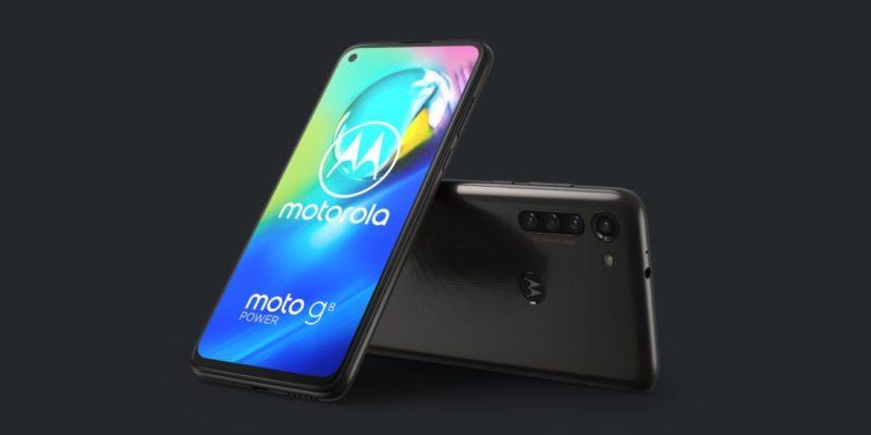 Motorola Moto G8 Power - Design