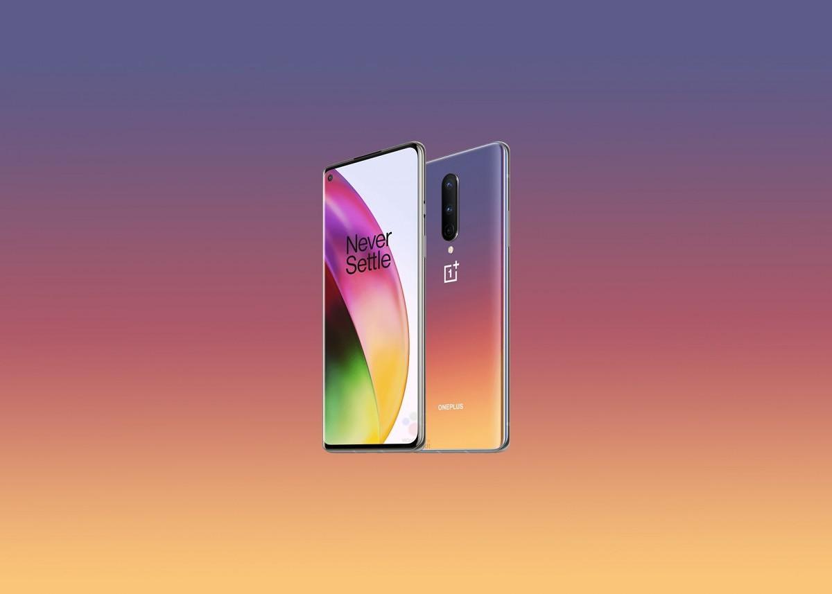 OnePlus 8 - Design