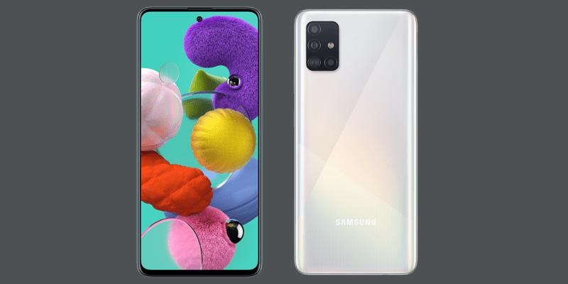 Samsung Galaxy A51: miglior smartphone Android sotto €300