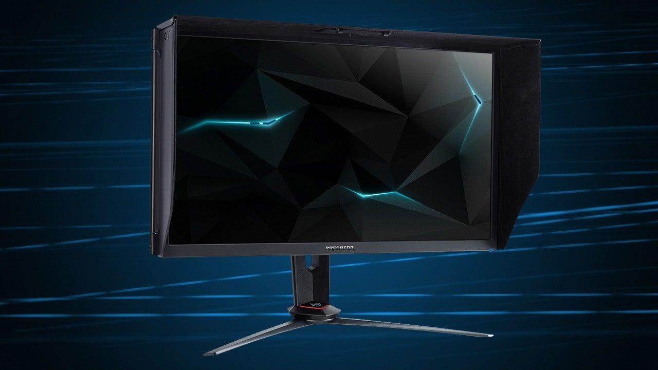 Acer Predator XB3 (XB273K): miglior monitor gaming 4K