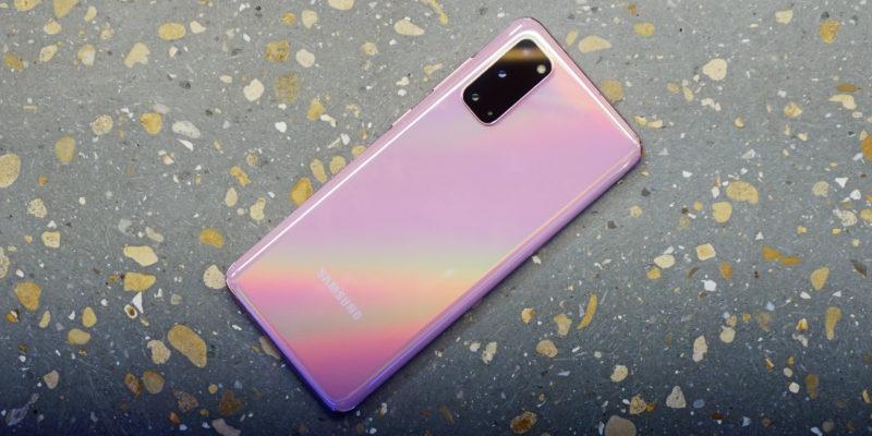 Samsung Galaxy S20: più piccolo e meno costoso