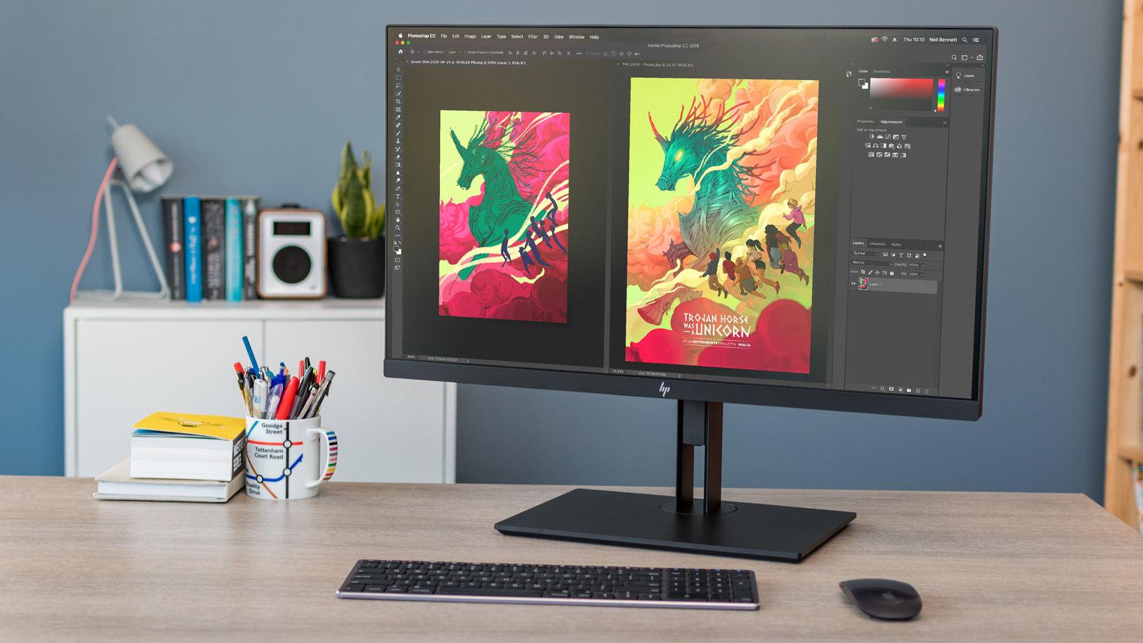 HP Z27: il miglior monitor per la maggior parte delle persone
