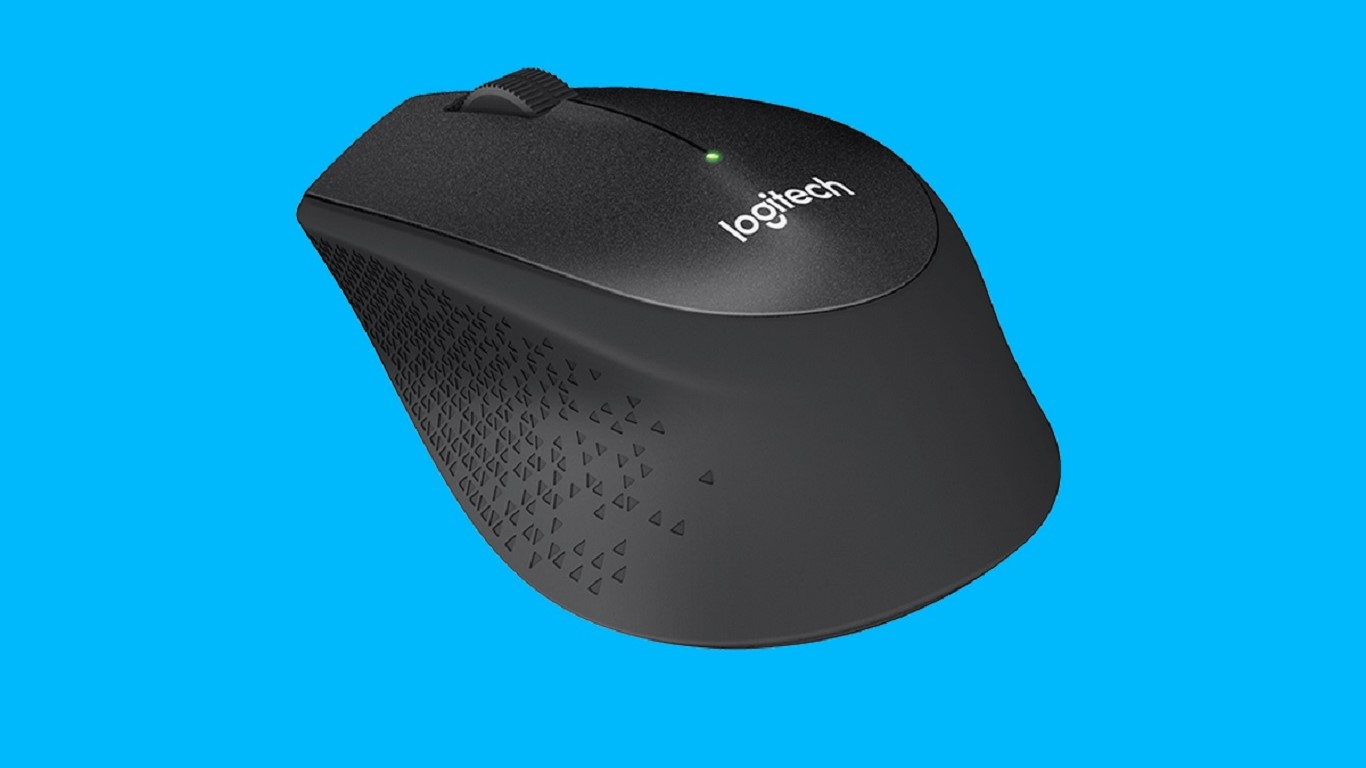 Logitech M330 Silent Plus: miglior mouse silenzioso